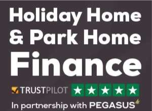 Holiday and Park Home Finance link button